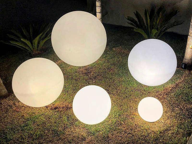decorlumen luminarias jardim de chao
