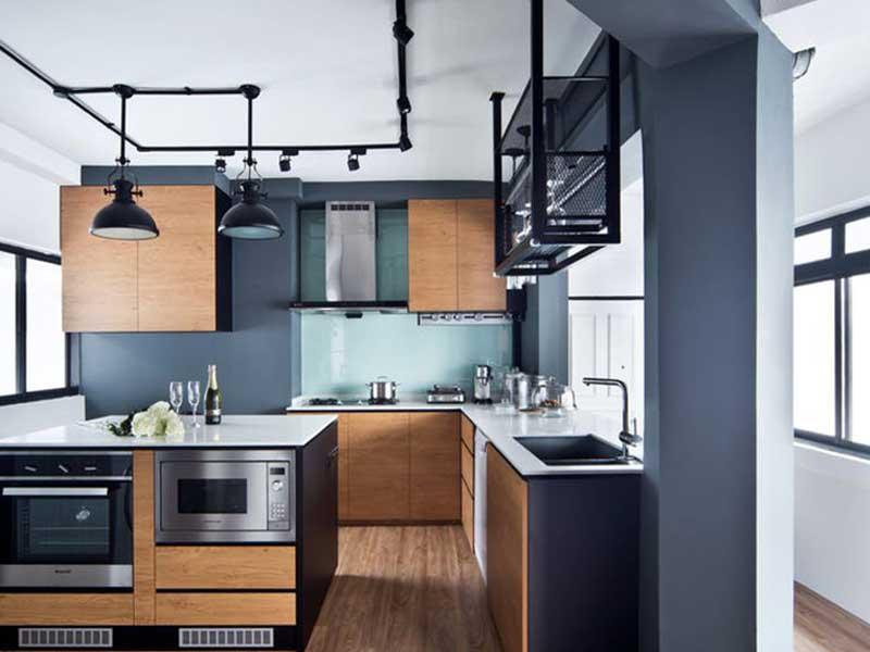arquitetura de industria aplicada em casas