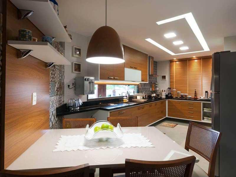 lampada cozinha
