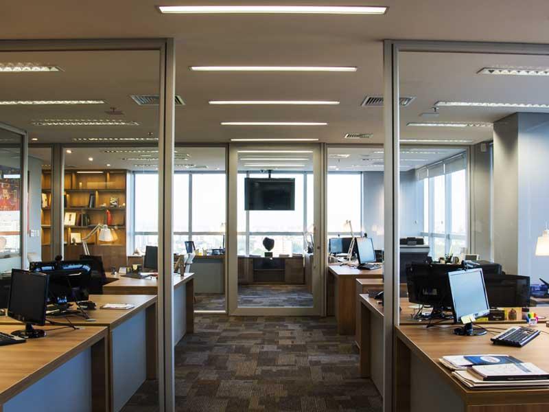 lampada escritório