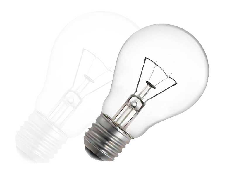 lampada incandescentes