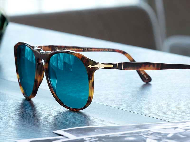 oculos de lente azul