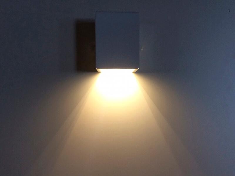 arandela downlight