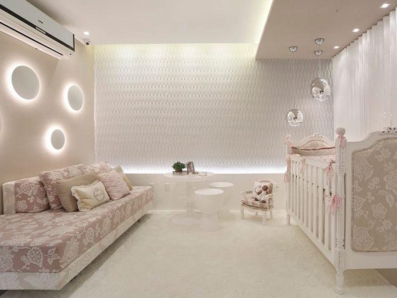 quarto de bebê cores neutras