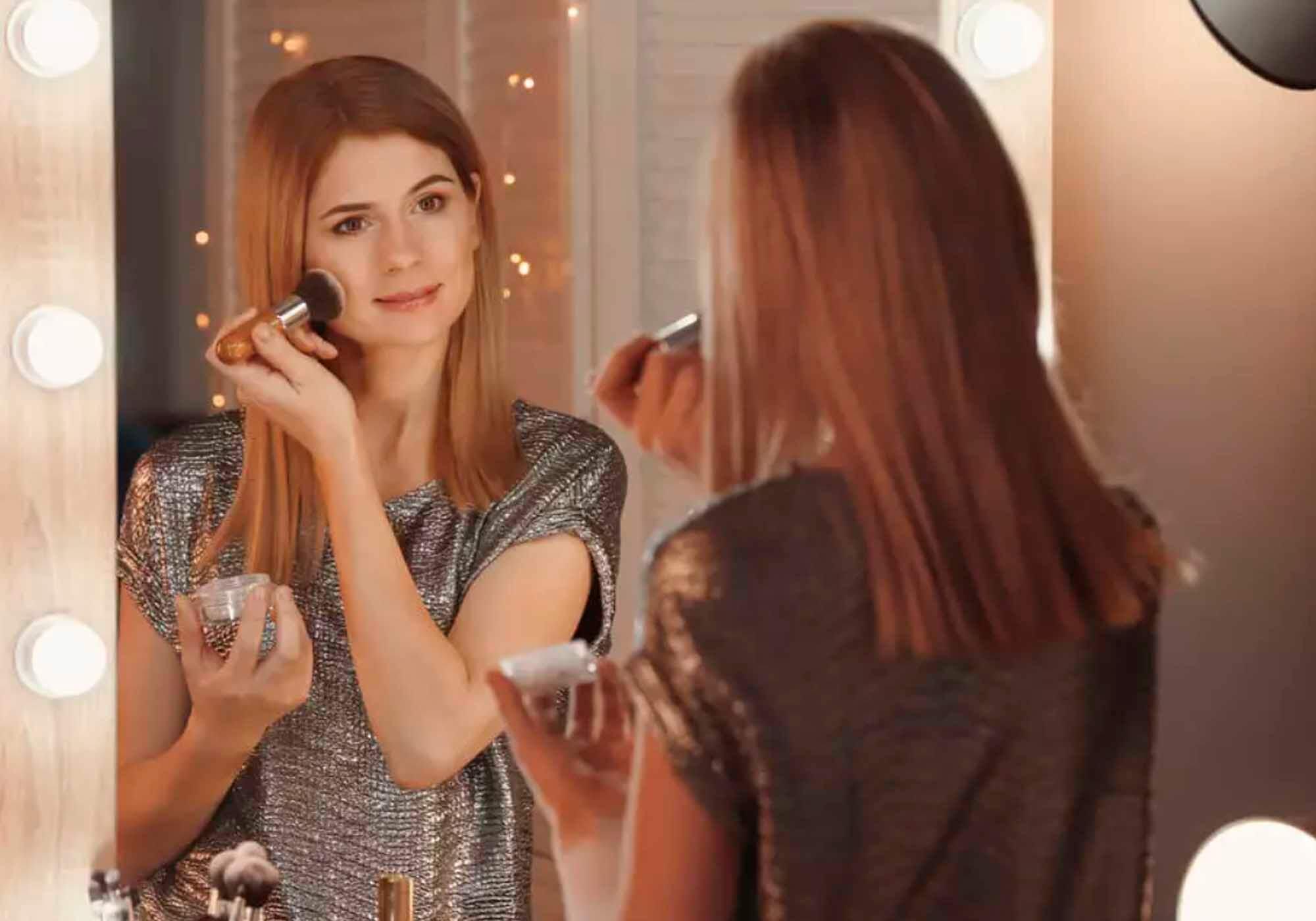 Iluminação para maquiagem