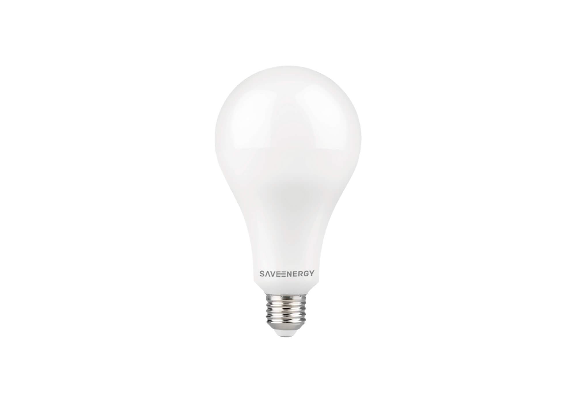 Image destacada de uma lâmpada LED Bulbo Clássica