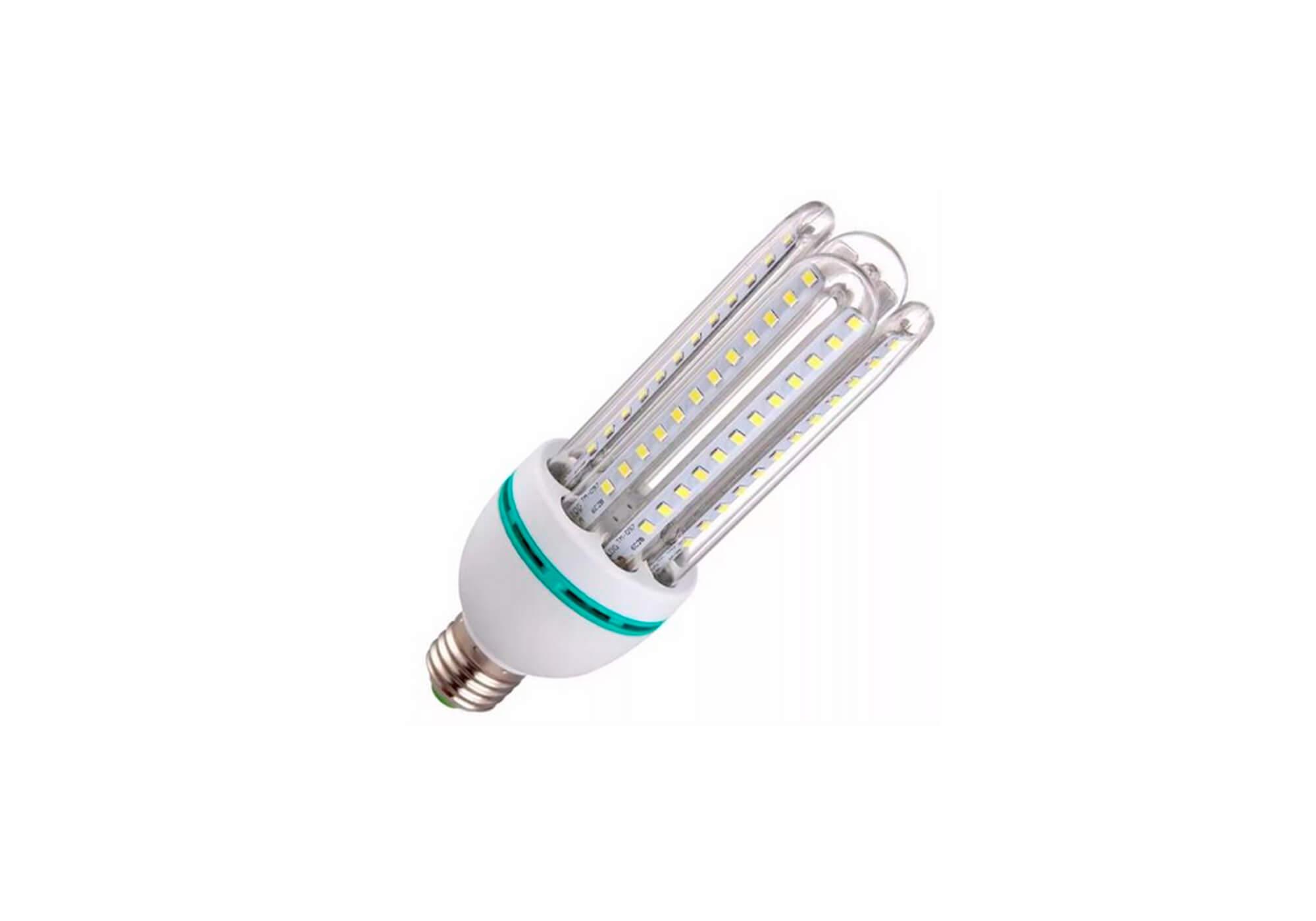 LED Milho em destaque
