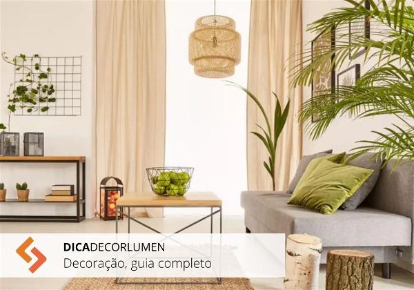 imagem em destaque de guia complete de decoração com sala luxuosa ao fundo