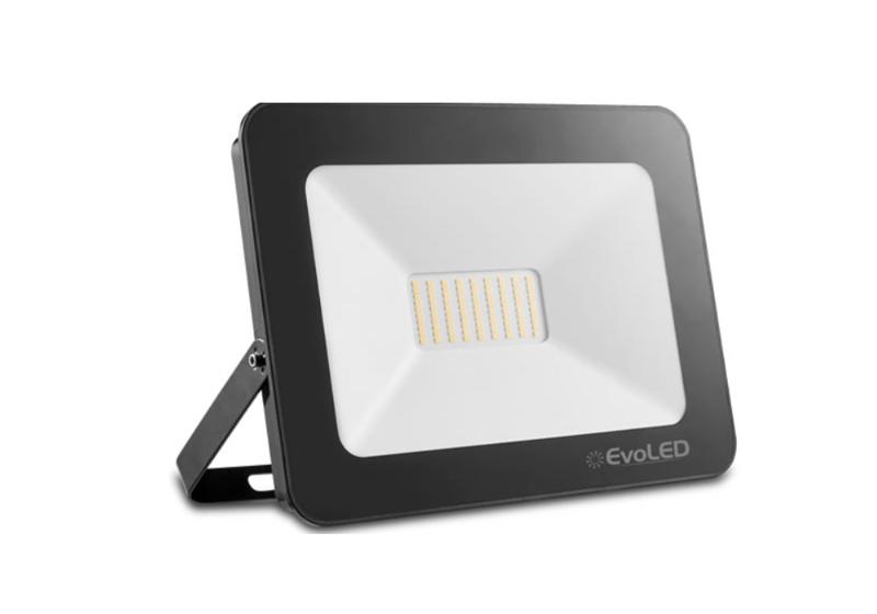 Imagem em destaque de um refletor de LED